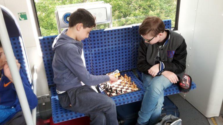 Schach... Matt!