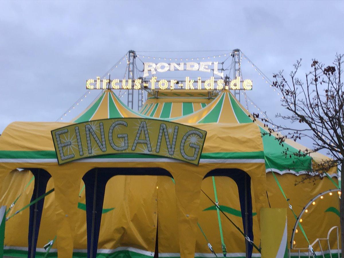 Zirkuswoche Januar 2020